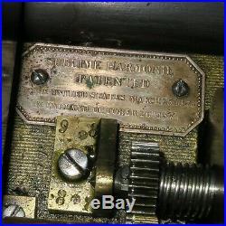 1870s Music Box