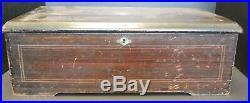 1888 Swiss Jacots Patented Music Box