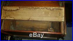 1890's Chautauqua Roller Organ