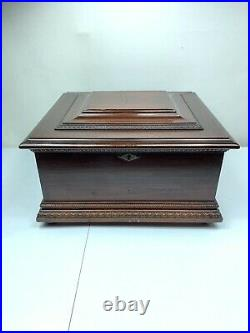 1899 Imperial Symphonion Music Box Only