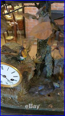 Antique Automaton Clock/Music Box Local Pickup Only