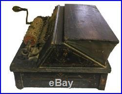 Antique Gem Roller Organ with 15 Cob Rollers