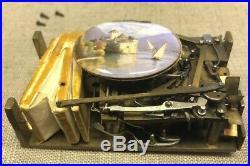 Antique Mechanical Singing Bird Box Automaton Possibly Swiss German Musical