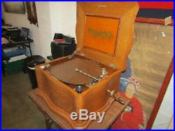 Antique Regina 15 1/2 Music Box