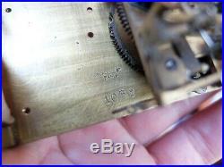 Antique Sterling Silver, Guilloche & Enamel Singing Bird Box Automaton (video)