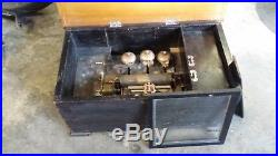 Bell and Cylinder Butterfly Music Box for Restoration