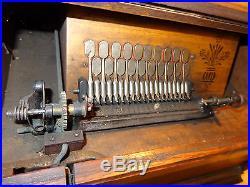 Concert Roller Cob Organ