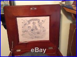 Criterion 15.5 inch disc Music Box