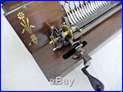 Gem Roller Organ