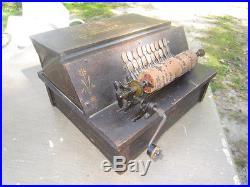 Gem Roller Organ Music Box With 19 Cobs Song Rolls