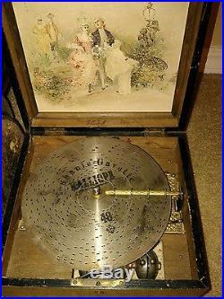Kaliope music box