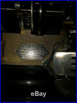 Late 1800s Mermod Freres antique Music Box