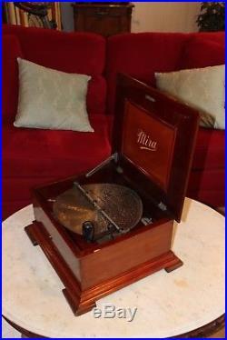 Mira Music Box 12 Single Comb