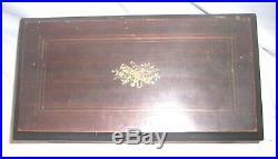 Music Antique Music Box Works, 6 Tunes