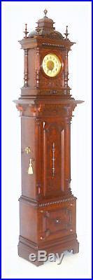 Musical Symphonion Hall Clock Music Box