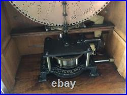 Polyphon Upright Coin- Op Disc Music Box