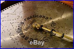 Polyphone Beautiful 19th century Regina Music Box -Table Top