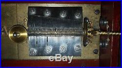 Regina Antique Music Box