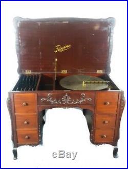 Regina Style 61 Music Box Desk