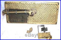 Regina Symphonion Music Box Mechanism For Restoration Or Parts
