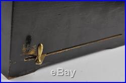 SYMPHONION Antique Music box, Brevete patent