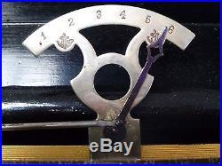 Sublime Interchangeable Cylinder Harmonie Paillard 47 Music Box & Stand. 1890